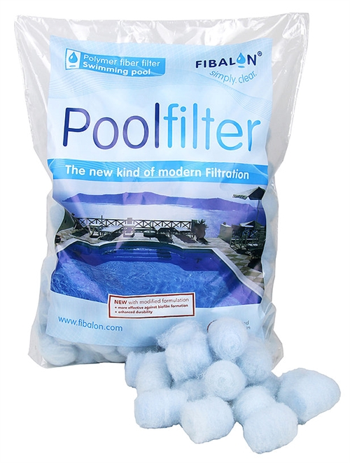 Fibalon swimmingpool filterbolde 350 g