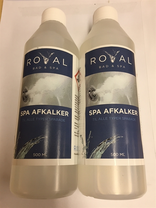 Royal Spa Afkalker - 2 x 500 ML
